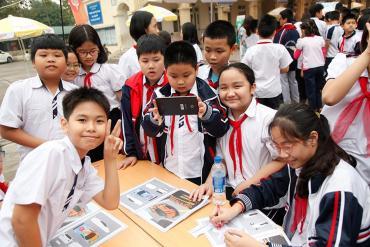 Lễ phát động Ngày Hội Sắc Màu 2019 tại Hà Nội