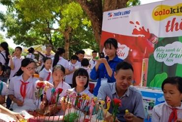 Ngày hội sắc màu 2019 tại Bắc Giang